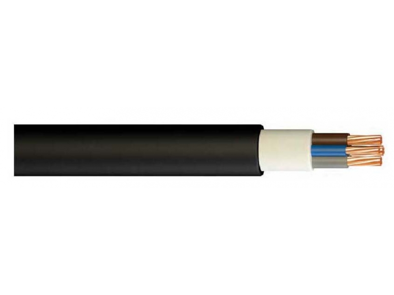 YVV-R (NYY) / YVV-U (NYY) / PVC INSULATED, LOW VOLTAGE POWER CABLE