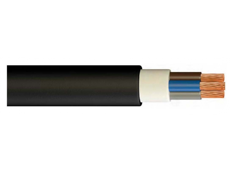 YVV (NYY FLEX) / PVC INSULATED, LOW VOLTAGE POWER CABLE