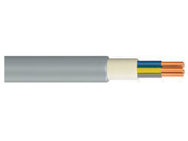 NHXMH-O / NHXMH-J / HALOGEN-FREE, FLAME-FREE, VERY CORE CABLE
