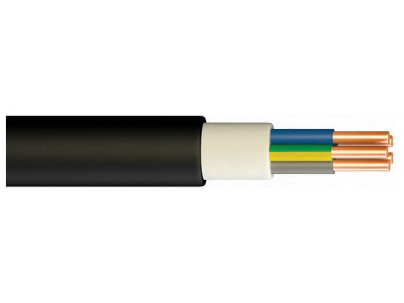 N2XH / HALOGEN FREE, FLAME SPRING-RESISTANT MULTI-CORE CABLE