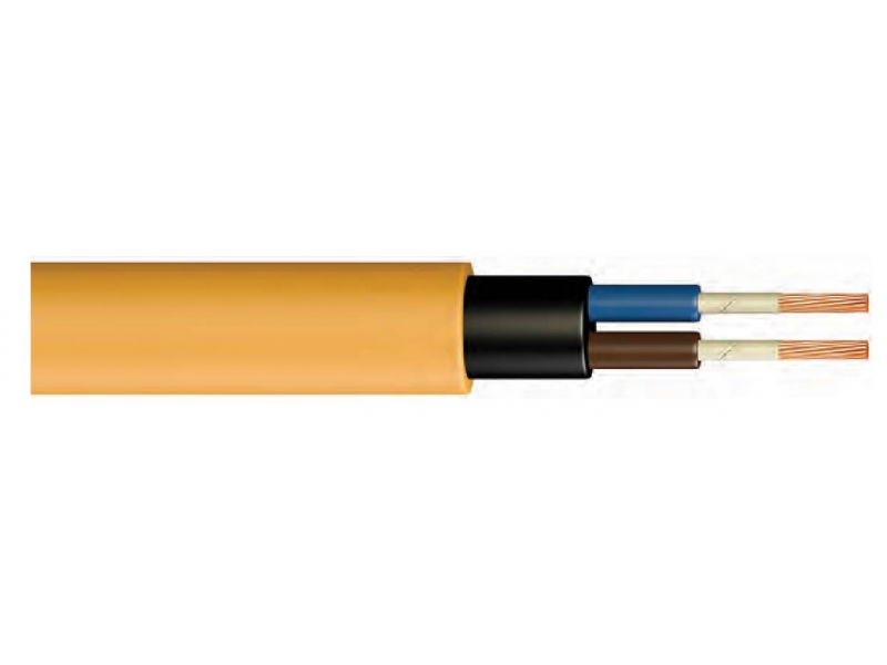 N2XH FE 180 / CROSS-CONNECTED, HALOGEN FREE, FLAME-RESISTANT MULTI-CORE CABLE