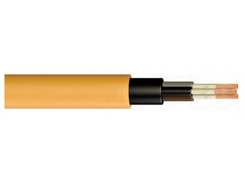N2XH FE 180 / CROSS-CONNECTED, HALOGEN FREE, FLAME-RESISTANT MULTI-COORDINATING UNDERWATER CABLE