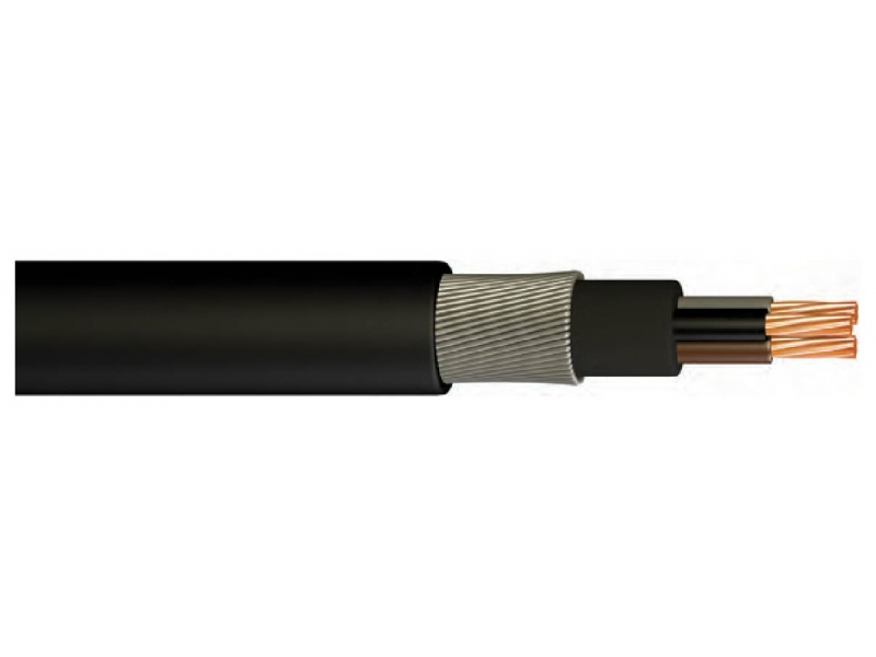 BS6724 / HFFR ARMOURED POWER CABLE / HALOGEN FREE, FLAME RETARDANT, ARMORED, VERY CORE ENERGY CABLE