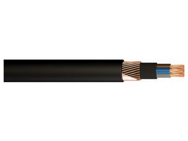 N2XCH / XLPE INSULATED, HFFR SHIFT, ARMORED, CONCENTRATION LOWER CABLE