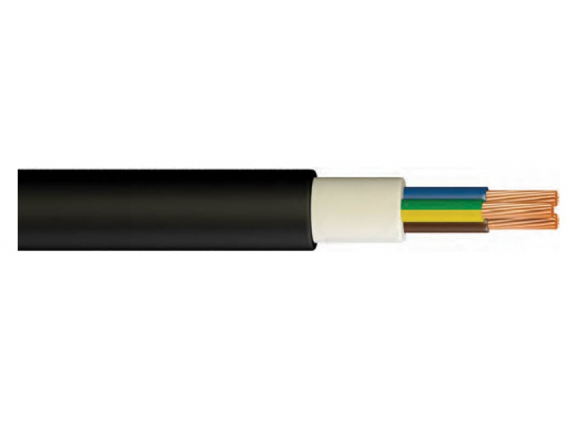 YmvKmb / XLPE INSULATED, PVC SHEATHED, FLOOR RESISTANT MULTI-CORE CABLE
