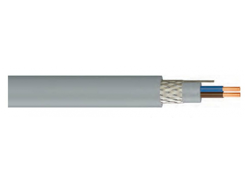 VO-YMvKasmb / XLPE INSULATED, FLAME RETARDANT, PVC SHEATHED, PROTECTIVE SOIL CONDUCTOR WIRE ARMORED CABLE