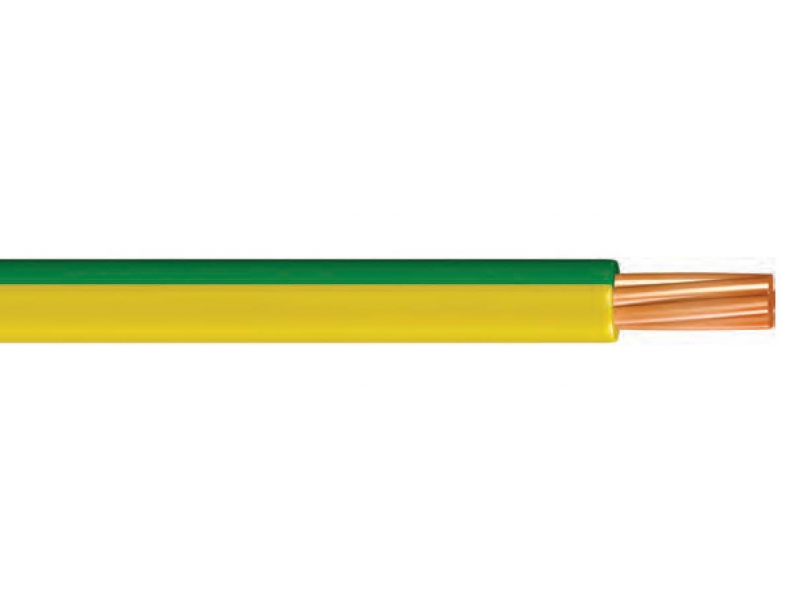 H07V-R / PVC INSULATED, INSTALLATION CABLE