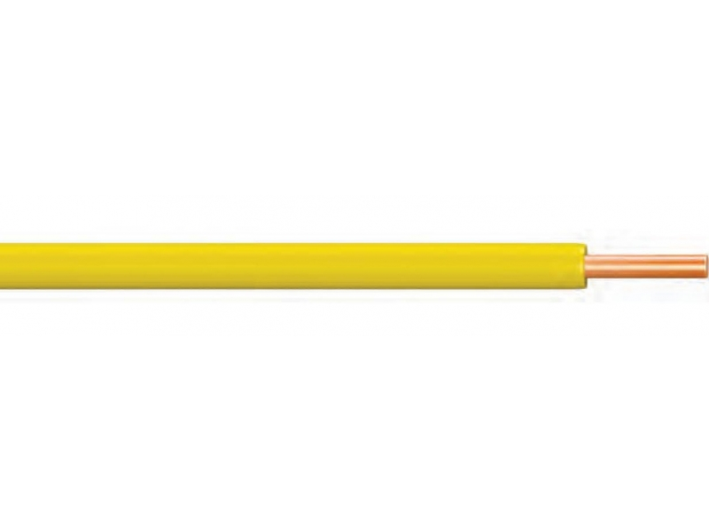 H05V2-U/H07V2-U/H07V2-R / PVC INSULATED, HEAT RESISTANT, SINGLE CORE WIRES