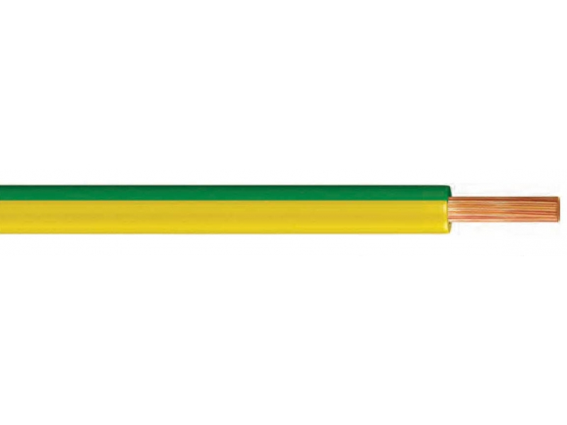 H05Z1-K/H07Z1-K / SINGLE CORE, HALOGEN FREE, FLAME RETARDANT CABLE
