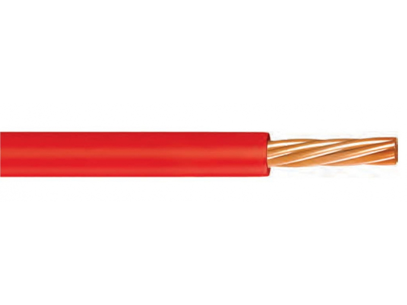 H07Z-U/H07Z-R / HALOGEN FREE, FLAME RETARDANT, THERMAL RESISTANT, SINGLE CORE WIRES