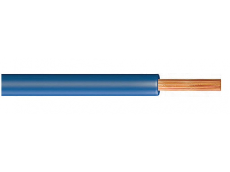 H07Z-K / HALOGEN FREE, FLAME RETARDANT, THERMAL RESISTANT, FLEXIBLE, SINGLE CORE WIRES