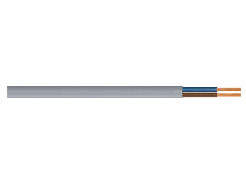 HO5VV5-F / (NYSLÖ-JZ) / OIL RESISTANT CONTROL CABLE