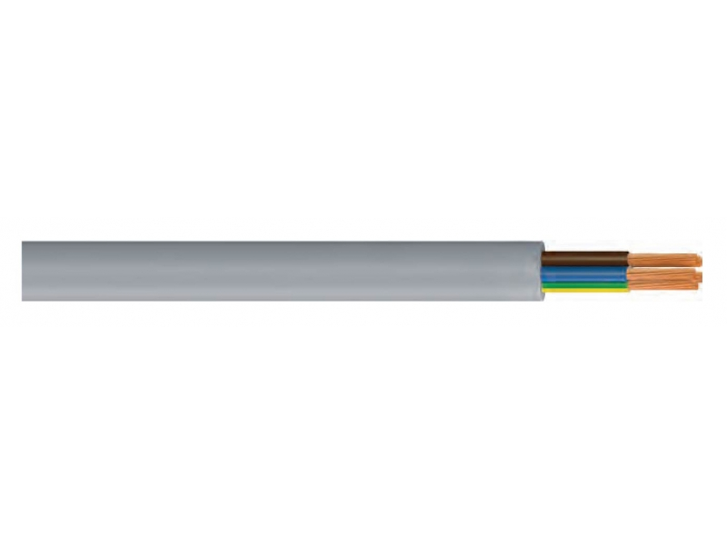 H05VV5-F / (NYSLÖ-JZ) / OIL RESISTANT CONTROL CABLE