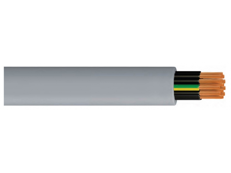 YY - PVC INSULATED AND SHEATHED, MULTI-WELL CONTROL WIRELESS